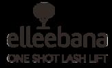 Elleebana One Shot Lash Logo