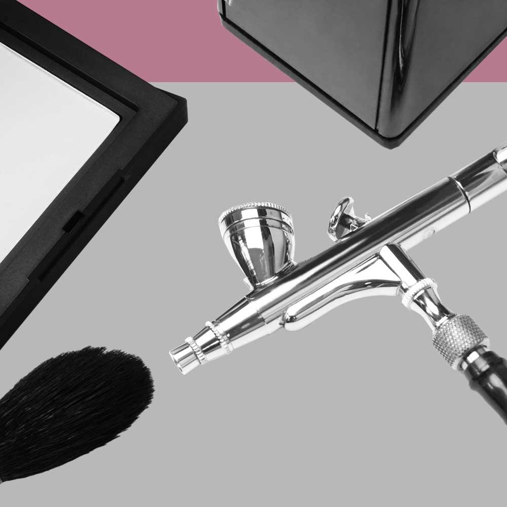 Airbrush Foundation Makeup Equipment